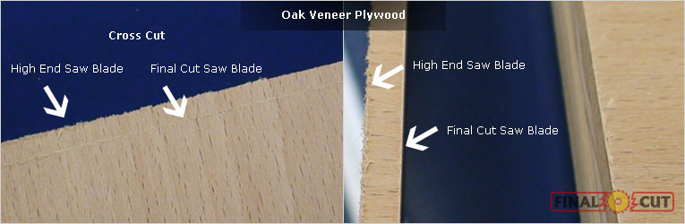 Oak Veneer Plywood