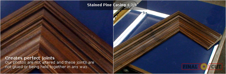 Pine Casing